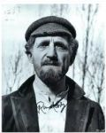 "Ron Moody ""Fagin"" From ""Oliver"" Hand signed autograph #2"